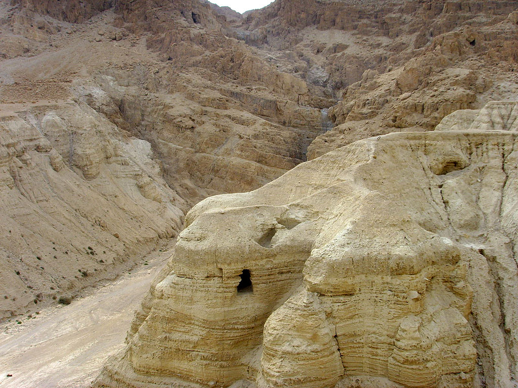 Qumran in the Judean Desert