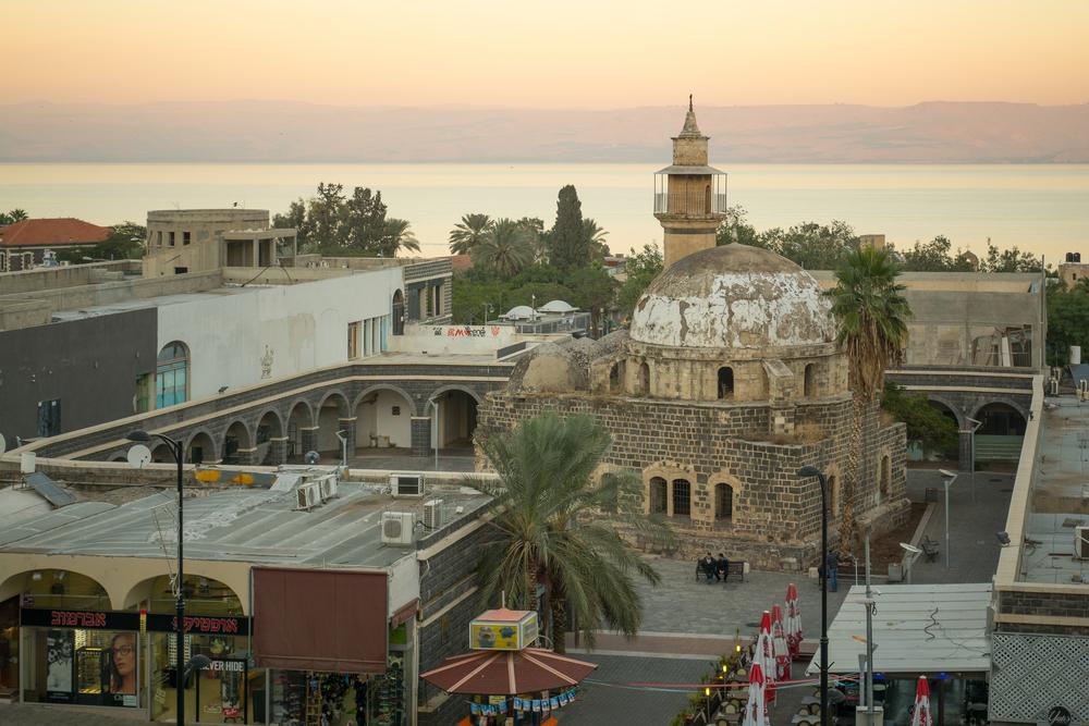 El Omri in Tiberias