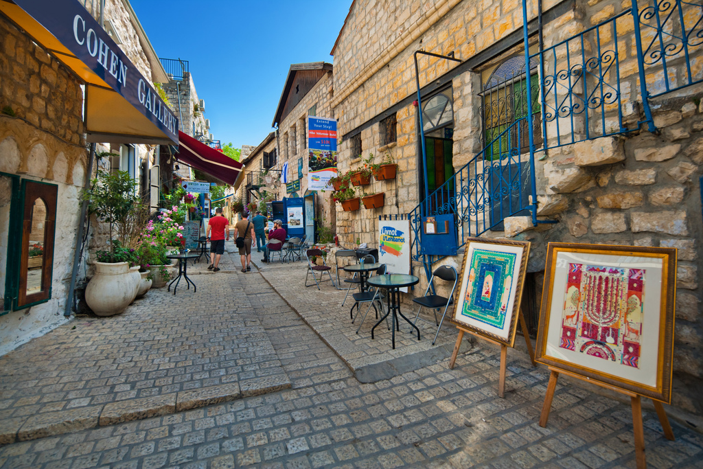Safed City
