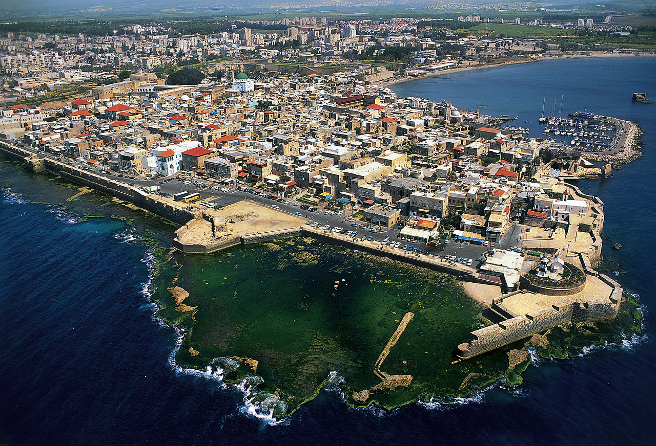 View of Acre